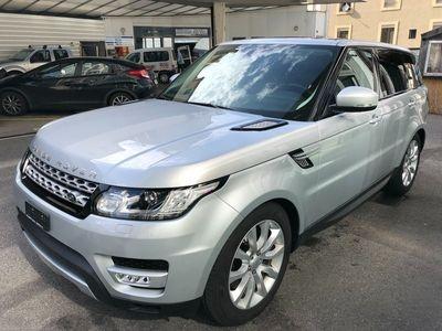 gebraucht Land Rover Range Rover Sport 3.0 SDV6 HSE Automatic
