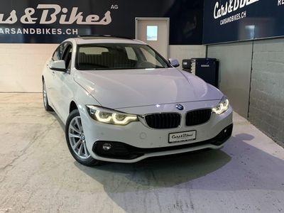 gebraucht BMW 430 Gran Coupé i xDrive Sport Line Steptronic