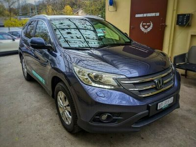 gebraucht Honda CR-V 2.2 i-DTEC Executive 4WD Automatic