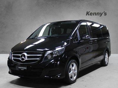 gebraucht Mercedes V250 d BlueTec lang 4Matic Van
