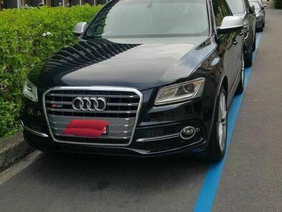 gebraucht Audi SQ5 V6 TDI 313 CV