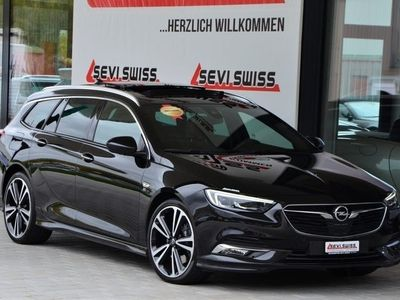 gebraucht Opel Insignia 2.0 T Sports Tourer Excellence 4WD Automat.