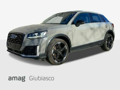gebraucht Audi Q2 1.4 TFSI sport S-tronic
