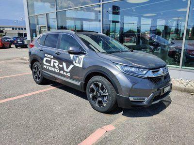 gebraucht Honda CR-V 2.0i MMD Execut. 4WD