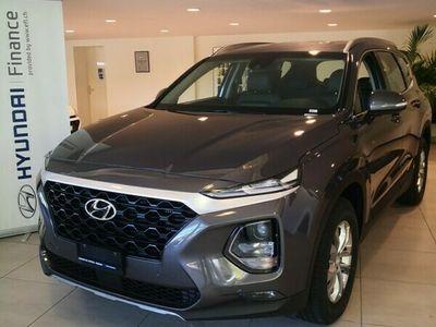 gebraucht Hyundai Santa Fe 2.2 CRDI Origo 4WD Automatic
