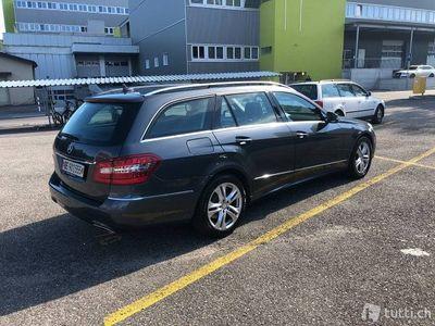 gebraucht Mercedes E250 CDI 2012 jg