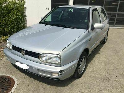 gebraucht VW Golf III ab MFK Ab Service Bremsen Zahnriemen......