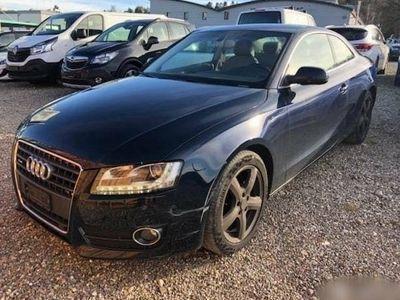 gebraucht Audi A5 vollopsion 2010 .