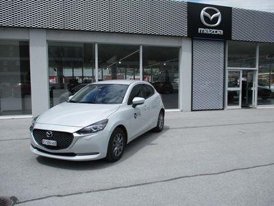 gebraucht Mazda 2 SKYACTIV-G 90 Mild Hybrid Ambition Plus
