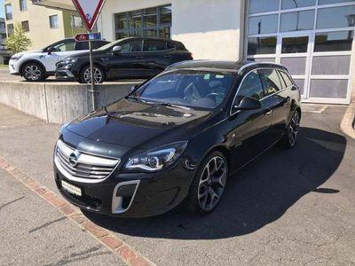 gebraucht Opel Insignia Sports Tourer 2.8 V6 T 4x4 OPC