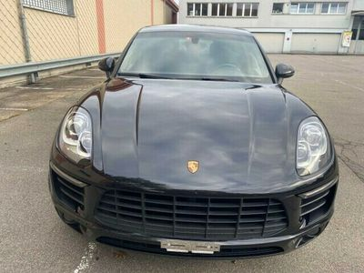 gebraucht Porsche Macan S Diesel PDK