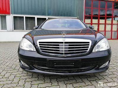 gebraucht Mercedes S320 Diesel BlueEfficiency Lang
