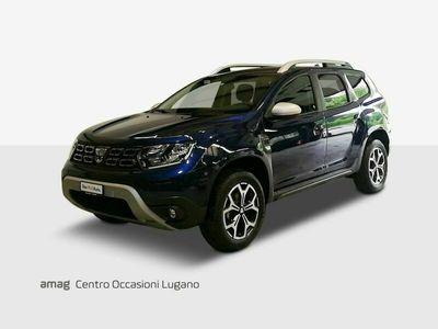 gebraucht Dacia Duster dCi 115 Prestige 4x4