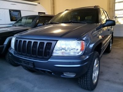 gebraucht Jeep Grand Cherokee 4.7 Limited Freedom Automatic