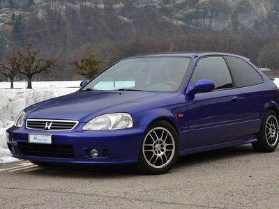 gebraucht Honda Civic 1.6i VTi Type-S