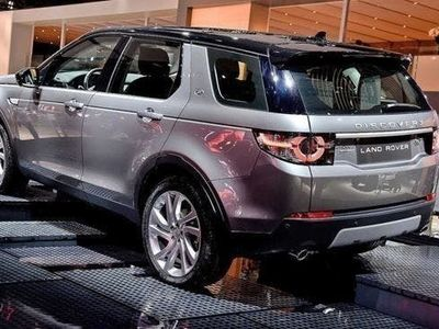 gebraucht Land Rover Discovery Sport 2.0 SD4 HSE AT9