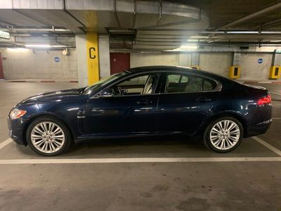 gebraucht Jaguar XF 3.0 V6 D Premium Luxury
