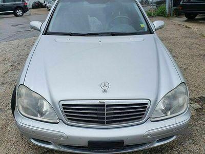 gebraucht Mercedes S320 S-Klasse