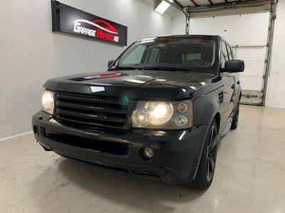 gebraucht Land Rover Range Rover Sport 2.7 Td6 SE Automatic