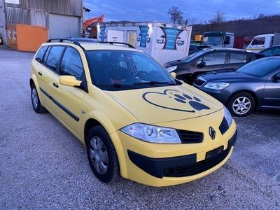gebraucht Renault Mégane Break 1.6 16V Business
