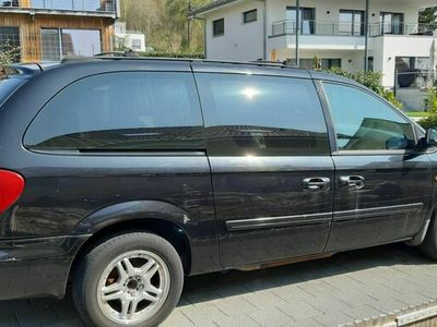 gebraucht Chrysler Grand Voyager VoyagerCRD 2.8 (Automat)