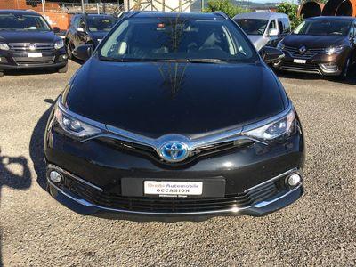 gebraucht Toyota Auris Touring Sports 1.8 HSD Premium e-CVT