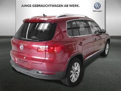 gebraucht VW Tiguan Sport & Style LOUNGE 2.0TDI DSG 4MOTION A