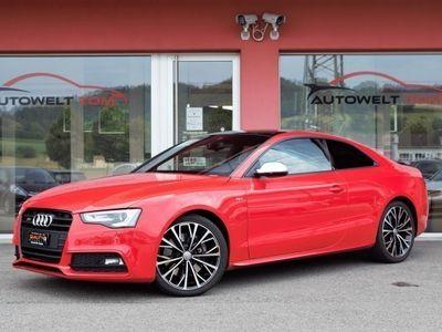 gebraucht Audi S5 Coupé 3.0 TFSI quattro S-tronic