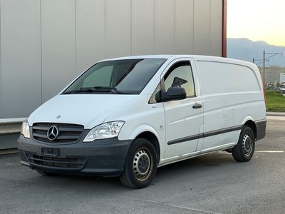 gebraucht Mercedes Vito 113 CDI Blue Efficiency L