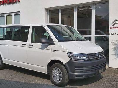 gebraucht VW Caravelle T63000 2.0 TDI 150 CL Liberty 4m