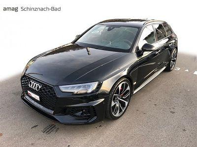 gebraucht Audi RS4 Avant 2.9 TFSI quattro tiptronic