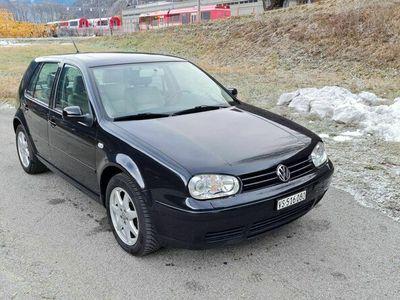gebraucht VW Golf IV Golf 4 2,5l 170PS2,5l 170PS