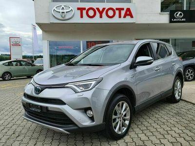 gebraucht Toyota RAV4 2.5 HSD Trend e-CVT