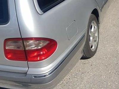 gebraucht Mercedes E270 E-Klasse mercedes benzCDI T