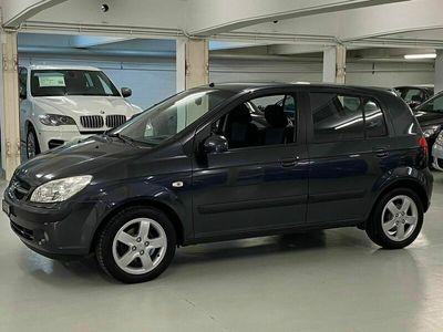 gebraucht Hyundai Getz 1.5 CRDi Silversky* Klima **