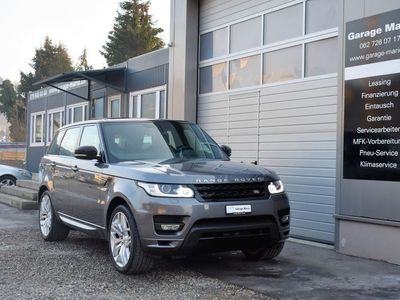 gebraucht Land Rover Range Rover Sport 4.4 SDV8 Autobiography Automatic