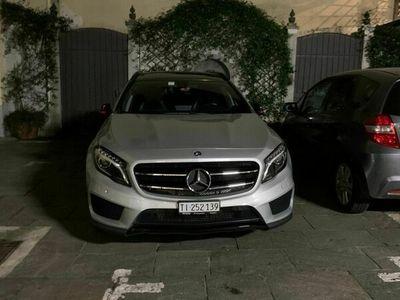 gebraucht Mercedes GLA220 GLA-Klasse Mercedes Benz GLA 220d AMG Line GLA-Klasse Mercedes BenzAMG Line