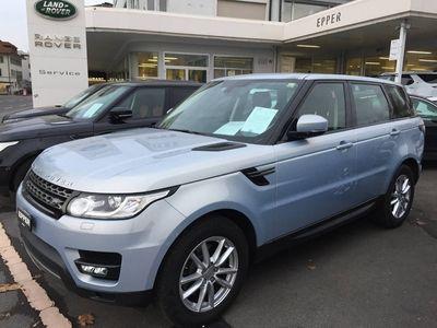 gebraucht Land Rover Range Rover Sport 3.0 V6 SC SE
