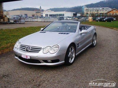 gebraucht Mercedes SL55 AMG AMG