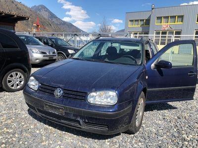 gebraucht VW Golf Variant 1.6