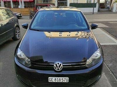gebraucht VW Golf VI ,