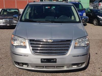 gebraucht Chrysler Grand Voyager 3.8 Limited Automatic