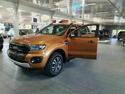 gebraucht Ford Ranger Ranger NeuerWildtrak 2.0 Biturbo zu verkaufen