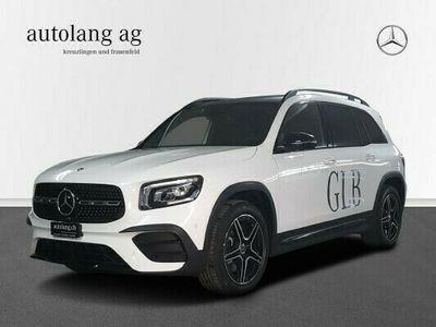 gebraucht Mercedes GLB250 GLB-KlasseAMG Line 4Matic