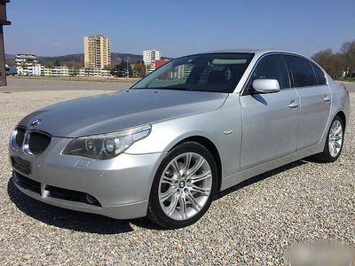 gebraucht BMW 525 5er i E60 Limosine Business