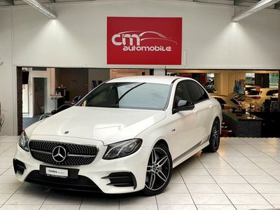 gebraucht Mercedes E43 AMG AMG Night Paket 4Matic 9G-Tronic