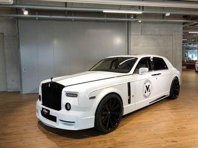 gebraucht Rolls Royce Phantom Mansory