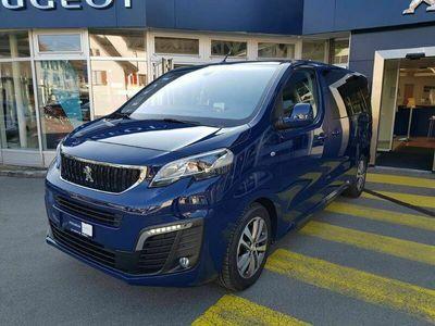 gebraucht Peugeot Traveller Standard 2.0 BlueHDi 180 Allure S/S