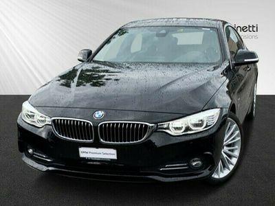 gebraucht BMW 420 Gran Coupé 4er d Luxury Line Steptronic