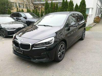 gebraucht BMW 218 Gran Tourer d xDrive Steptronic Sport Line